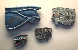 Amulets, British Museum