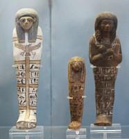 Shabtis, British Museum