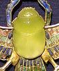 Scarab, Tutankhamun pectoral, Jon Bodsworth