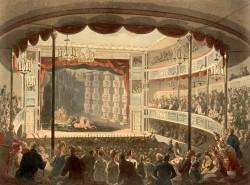 Figure 2. Sadlers Wells Theatre