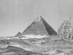 Figure 9. Pyramid of Chephren 1810