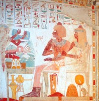 Figure 8. Tomb of Userhat. Photograph courtesy of Osirisnet