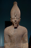 Hatshepsut with the White Crown, Metropolitan Museum of Art. By Verne Appleby