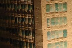 Faience from the Step Pyramid at Saqqara