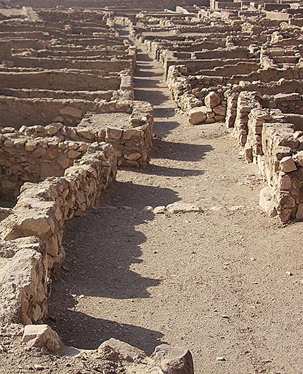 Deir el-Medineh