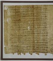 Papyrus Salt 124, BM 10055