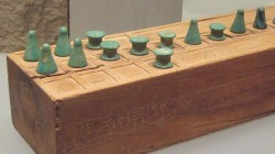 Figure 4. Senet, a popular board game, previewed the journey to Eternity.