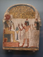 22nd Dynasty stela of Nakhtfmut