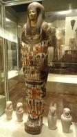 Mummy case of Djedmaatesankh, Royal Ontario Museum