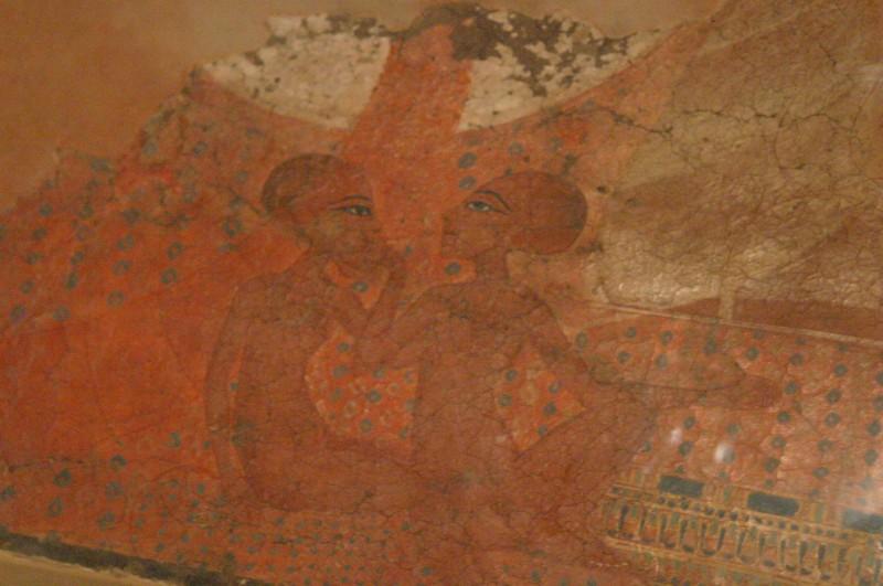 Two of the daughters of Akhenaten and Nefertiti