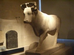 Statue of Apis Bull (Louvre)