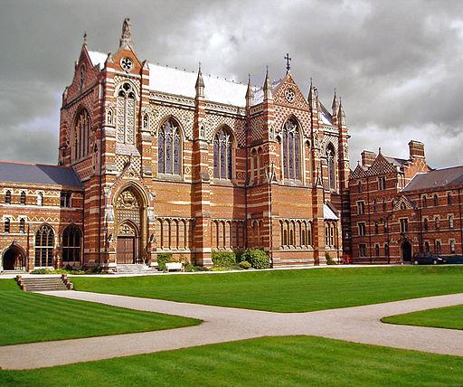 Figure 2. Keble College,Oxford