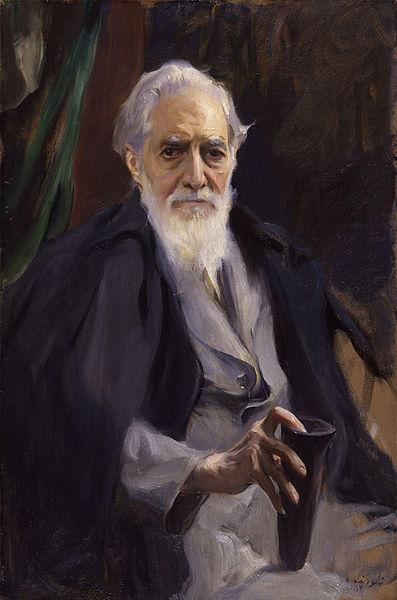 Figure 3. Sir William Flinders Petrie.