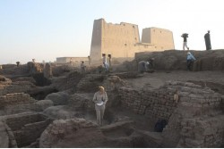Figure 4-Town and Temple at Edfu