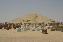 Figure 9. Pyramid of Amenemhat I (El-Lisht)