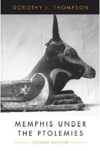 Memphis Under the Ptolemies - book cover