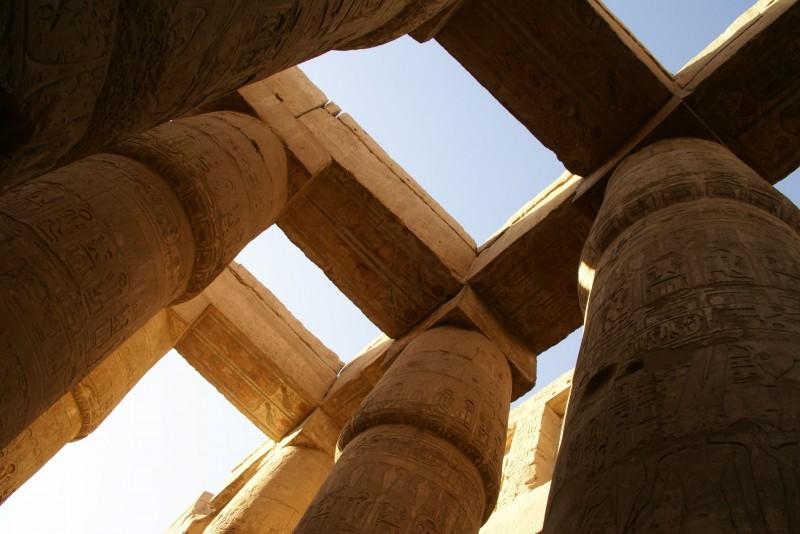 Soaring columns