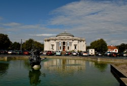 Lady Lever Art Gallery. Photograph by Dave Green