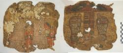 EC491, Graeco-Roman cartonnage foot coverings