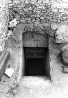 Figure 11. Entrance to Tutankhamun