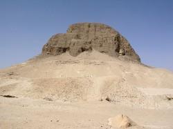 Figure 2. Senruset II Pyramid