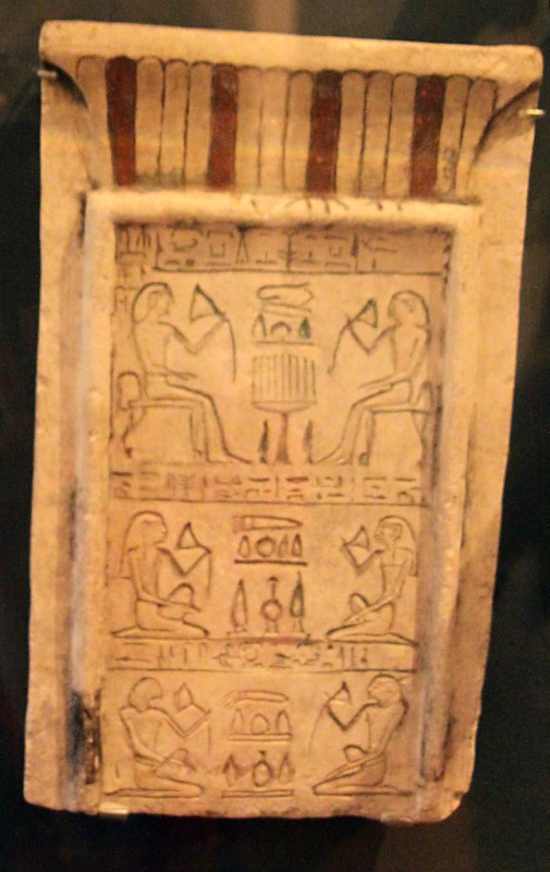 Miniature stela