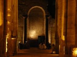 Figure 6. Timeless Scene Luxor Temple