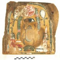 W648,  a fragment of a Third Intermediate Period coffin