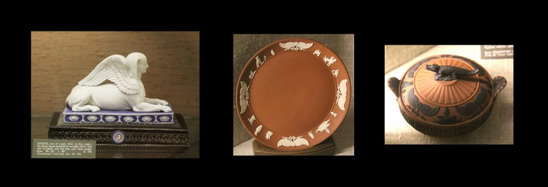 Egyptianized themes in the Wedgwood collection